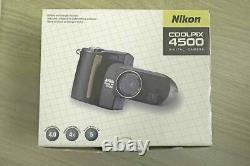 Kit Photo Nikon Coolpix 4500 Avec Adaptateur Microscope