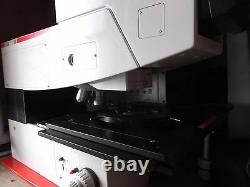 Leica 100 Inm Microscope DIC (nomarski) Avec Appareil Photo Numérique Et Le Logiciel Pc