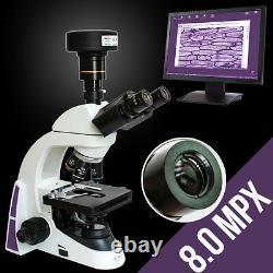 Mega Digitaal Ooglens Microscoop Camera Microscope School Ecole Laboratoire Mc8