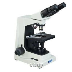 Microscope Binoculaire Composé De 5mp Siedentopf 40x-1600x W Objectifs Du Plan