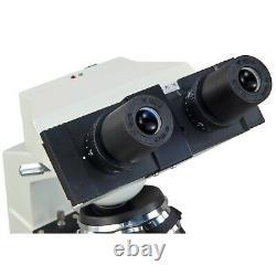 Microscope De Laboratoire Numérique Intégré Omax Avec Caméra 1.3mp