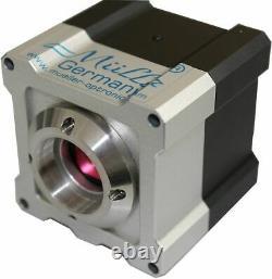 Microscope Numérique À Haute Vitesse Müller 5 Mp Avec Usb 3.0 Mhdc-500