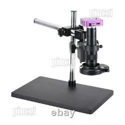 Microscope Numérique Électronique 51mp Microscope Caméra 180x C Mount Lens Set