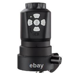 Microscope Numérique Hdmi 20x-100x 3.5mp Avec 11 Bras Articulé