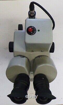 Microscope Numérique National, Dc3-420t, Ntsc Avec Adaptateur Ac Et Images Motiques Plus