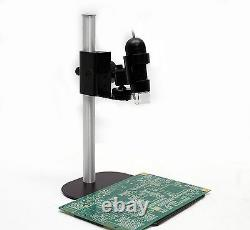 Microscope Numérique Portable Dino Lite Am412n / Caméra Avec Sortie Vidéo Av / Tv