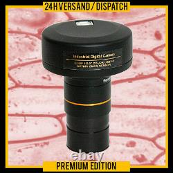 Microscope Numérique Usb Pc Eyepiec Ocular Camera Mc2