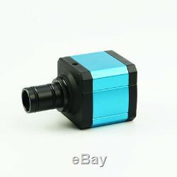 Microscope Usb Hdmi 14mp Appareil Photo Numérique CCD Oculaire Électronique Avec C-mount Objectif