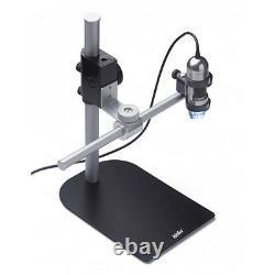 Microscope Usb Weller Am401smtl 0051383599 Avec Caméradigitale Et Stand