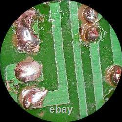 Microscope Zoom D'inspection Amscope 3.5x-90x Avec Appareil Photo Numérique 5mp