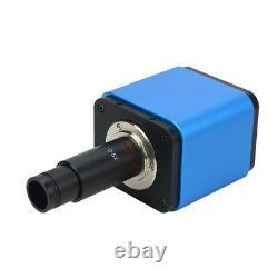 Mise Au Point Automatique Appareil Photo De Microscope Hdmi Carte Sd Wifi Cmos Oculaire Numérique