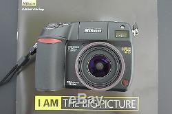 Nikon 8400 Grand Angle Artiste / Digi / Astro / Microscope Caméra En Bon État