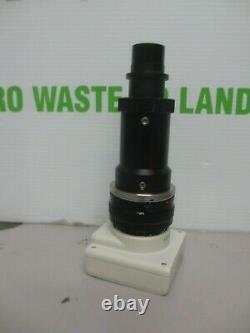 Nikon Digital Sight Ds-fi1 Microscope Caméra C-mount Avec D10lzf
