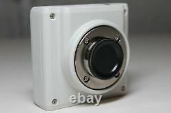 Nikon Digital Sight Ds-u2 Contrôleur Avec Ds-fi1 Couleur 5.0 Mp Microscope Caméra