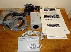Nikon Fujix Hc-300zi Couleur Microscope Numérique Caméra Et Boîte De Contrôle
