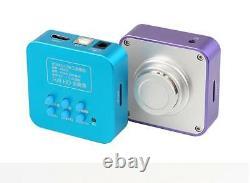 Nouveau 16mp Microscope Caméra Tv Hdmi Usb Industrie Numérique C-mount