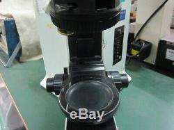 Olympus Bx51m (bx51rf) Microscope Du Japon Metallurgical