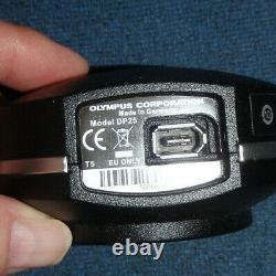 Olympus Dp25 Microscope 5mp Couleur Firewire Camera T5, Carte Fil D'incendie, Câble