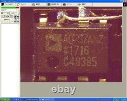 Olympus Fx380 3ccd Appareil Photo Numérique Pour Microscope