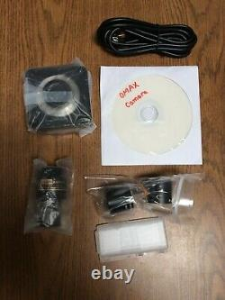 Omax 14.0mp Microscope Usb Caméra Numérique Avec Logiciel, A35140u, 14mp