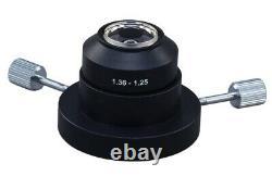 Omax 40x-2000x Composé Darkfield Trinocular Led Microscope+1.3mp Appareil Photo Numérique