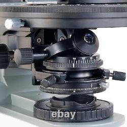 Omax 50x-1000x Infinity Polarisant Microscope Métallurgique+9.0mp Appareil Photo Numérique