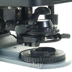 Omax 50x-1500x Infinity Polarisant Microscope Métallurgique+9mp Appareil Photo Numérique