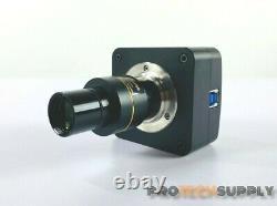 Omax A35180u3 18 Mp Usb 3.0 Microscope Appareil Photo Numérique