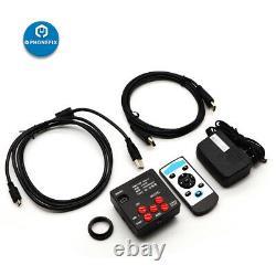 Phonefix 21mp 1080p Caméra Usb Hdmi 0.5x Microscope Industrial Appareil Photo Numérique