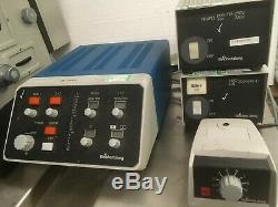 Reichert-jung Polyvar-met Trinoculaire Microscope Withdigital Camera, + Spares Accs