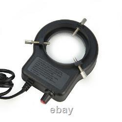 Réparation De Téléphone Microscope Numérique Électronique Led Industrial Camera 8 Inch Screen