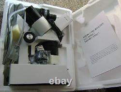 Stéréomicroscope St-30-2l 350k Pixels Nib Usb Appareil Photo Numérique