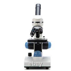 Swift 1000x Dual Light Children Microscope Composé W 1.3mp Caméra Usb Numérique