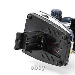 Swift Pro 40x-1000x Microscope Composé Sw200dl Led + Caméra Numérique 1.3mp