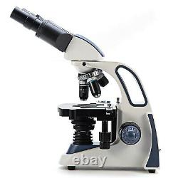 Swift Pro Sw380b Led Lab Biological Digital Compound Microscope Avec Caméra 1.3mp