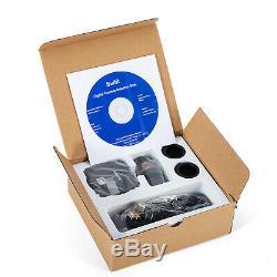 Swiftcam Hd 3mp Usb Bino Microscope Trinoculaire Appareil Photo Numérique Avec Kit D'étalonnage
