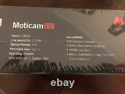 Tout Neuf! Caméra De Microscope Numérique Moticam 1sp N'a Jamais Été Utilisée. Expédition Rapide