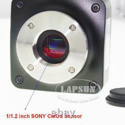 Usb 3.0 Haute Vitesse 8,3m 4k 70fps C-mount Industrie Microscope Biologique Caméra